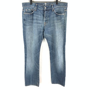 7 For All Mankind Men's Standard Jeans Sz 34x30